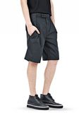 ALEXANDER WANG PLEATED SHORTS SHORTS Adult 8_n_e