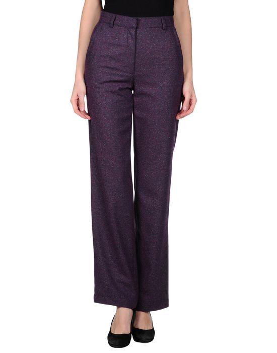 цена  KRIZIA JEANS Повседневные брюки  онлайн в 2017 году