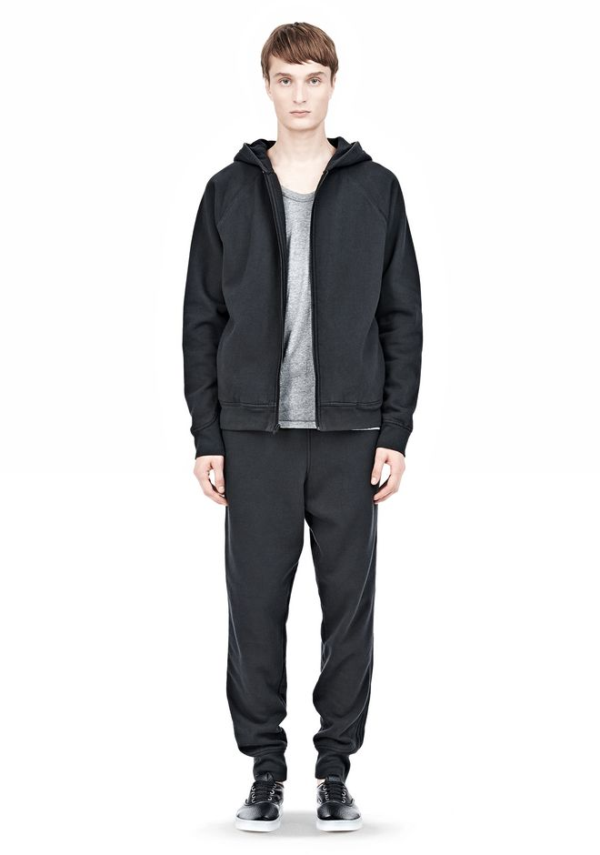 T by ALEXANDER WANG VINTAGE FLEECE SWEATPANTS