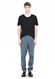 T by ALEXANDER WANG VINTAGE FLEECE SWEATPANTS PANTS Adult 8_n_f