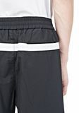 T by ALEXANDER WANG SWIM NYLON GRID PANEL TRUNKS SHORTS Adult 8_n_a