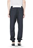 T by ALEXANDER WANG LIGHTWEIGHT NYLON TRACK PANTS PANTS Adult 8_n_a