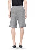 T by ALEXANDER WANG SPECKLED FRENCH TERRY SHORTS SHORTS Adult 8_n_a