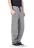 T by ALEXANDER WANG SPECKLED FRENCH TERRY SWEATPANTS PANTS Adult 8_n_e