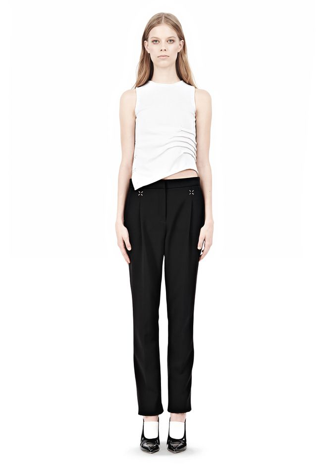 ALEXANDER WANG LOW WAISTED TROUSER