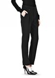 ALEXANDER WANG LOW WAISTED TROUSER PANTS Adult 8_n_e