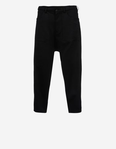 Y-3 Online Store -, Casual pants
