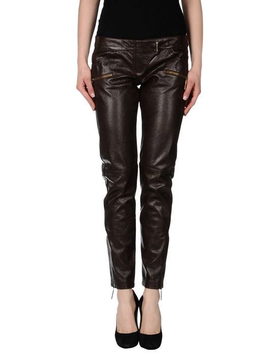 ELISABETTA FRANCHI GOLD LABEL JEANS Повседневные брюки elisabetta franchi jeans болеро