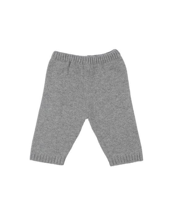Повседневные брюки CASHMIRINO. Цвет: серый