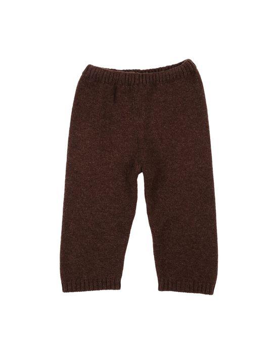 Повседневные брюки CASHMIRINO. Цвет: какао