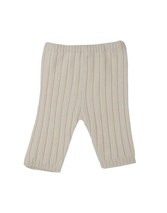 Повседневные брюки CASHMIRINO. Цвет: слоновая кость