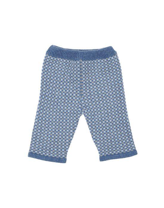 Повседневные брюки CASHMIRINO. Цвет: лазурный