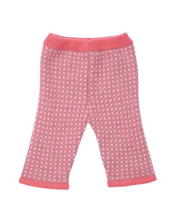 Повседневные брюки CASHMIRINO. Цвет: фуксия