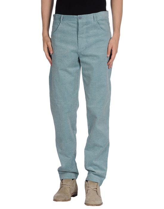 Повседневные брюки PA:NUU. Цвет: небесно-голубой