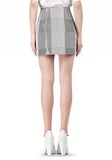 ALEXANDER WANG MINISKIRT WITH DART DETAIL SKIRT Adult 8_n_a