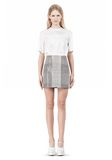ALEXANDER WANG MINISKIRT WITH DART DETAIL SKIRT Adult 8_n_f