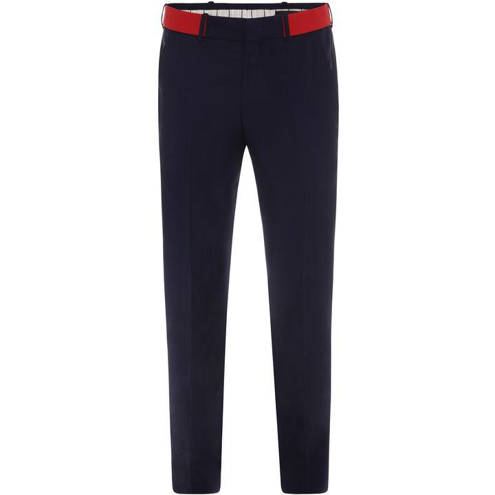 Alexander McQueen, Wool Mohair Trousers