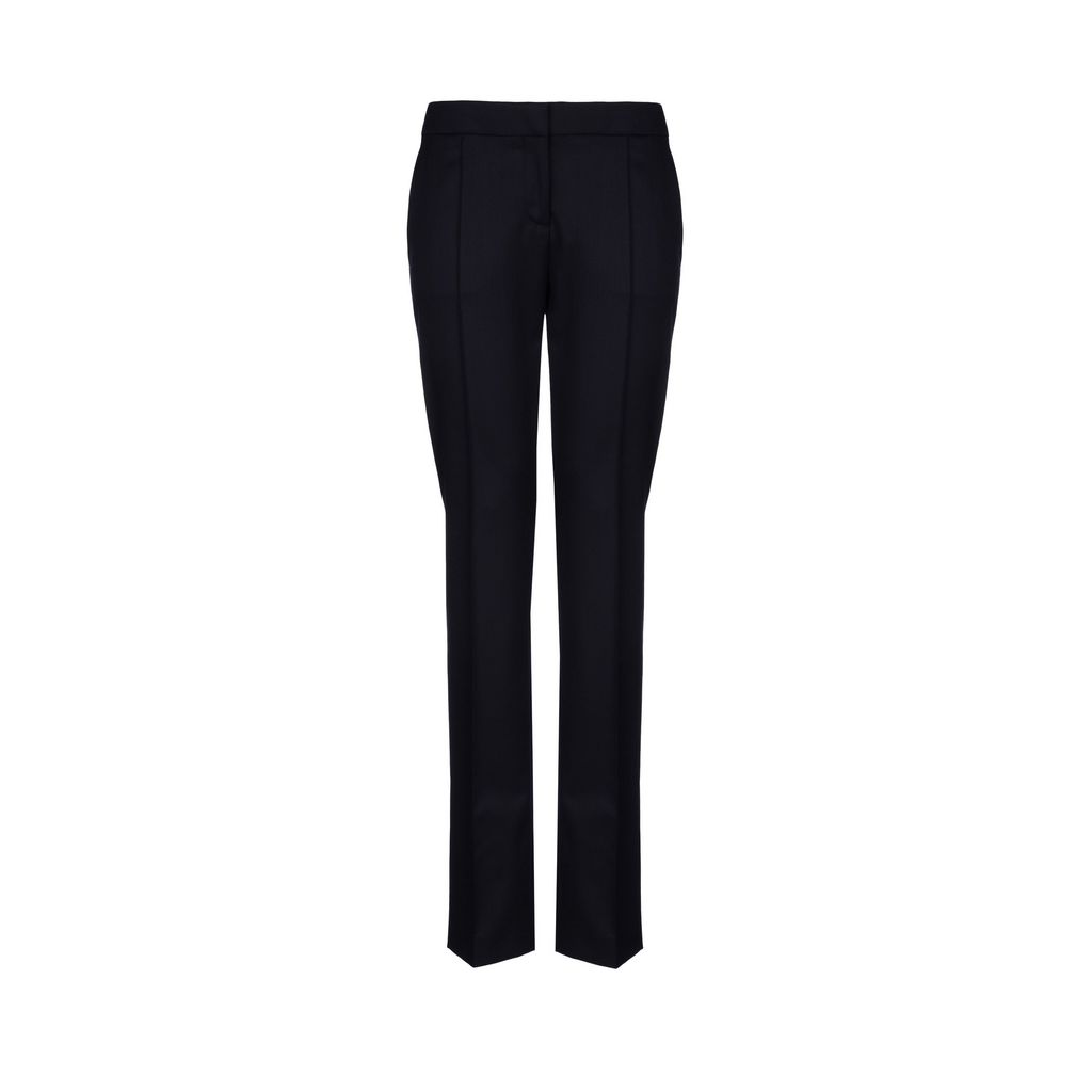 Navy Anna Trousers