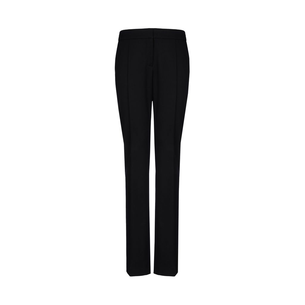 Black Anna Trousers