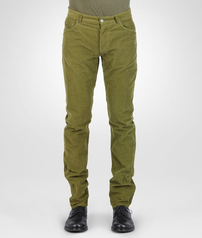 New Army Summer Velvet Corduroy Pant
