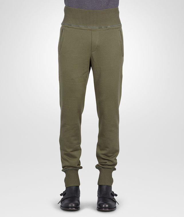 Sergeant Organic Cotton Wool Jersey Pant