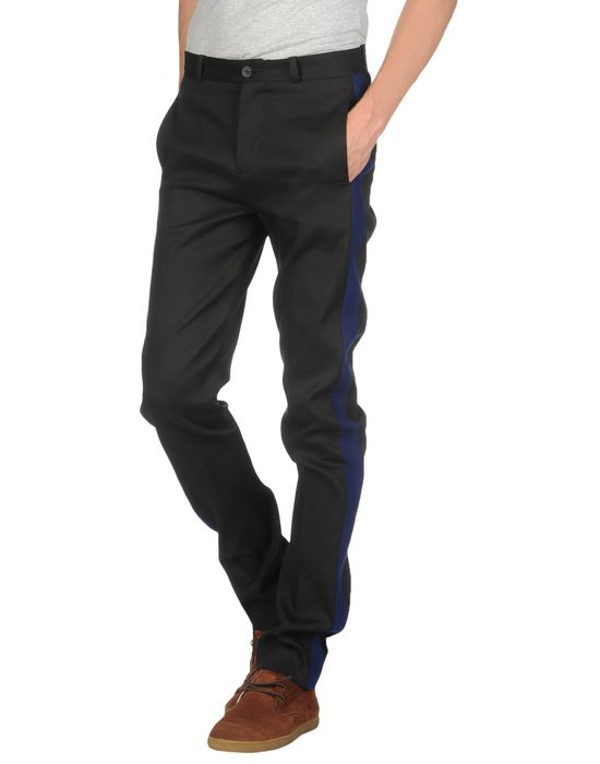 цена  JONATHAN SAUNDERS Повседневные брюки  онлайн в 2017 году