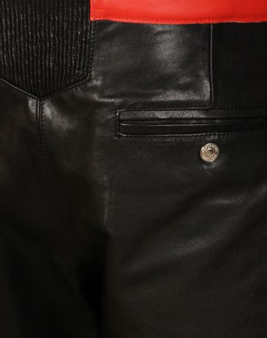 DSQUARED2 - Leather pants