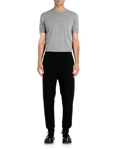 Merino Wool Knitted Trousers