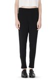 T by ALEXANDER WANG VISCOSE CREPE TRACK PANTS PANTS Adult 8_n_d