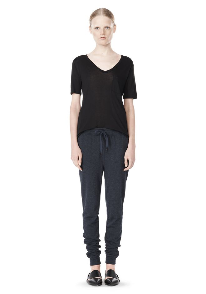 LIGHTWEIGHT FRENCH TERRY SWEATPANTS