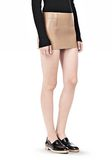 ALEXANDER WANG MICRO MINI SKIRT WITH EXPOSED DART SKIRT Adult 8_n_a