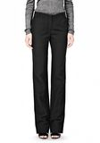 ALEXANDER WANG LOW CUT STRAIGHT LEG TROUSER  PANTS Adult 8_n_d