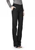 ALEXANDER WANG LOW CUT STRAIGHT LEG TROUSER  PANTS Adult 8_n_e