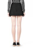 ALEXANDER WANG VACUUM PRESSED IRREGULAR SEAM MINI SKIRT SKIRT Adult 8_n_a
