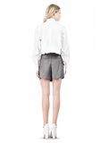 ALEXANDER WANG LOW WAISTED MEN'S SHORT  SHORTS Adult 8_n_r