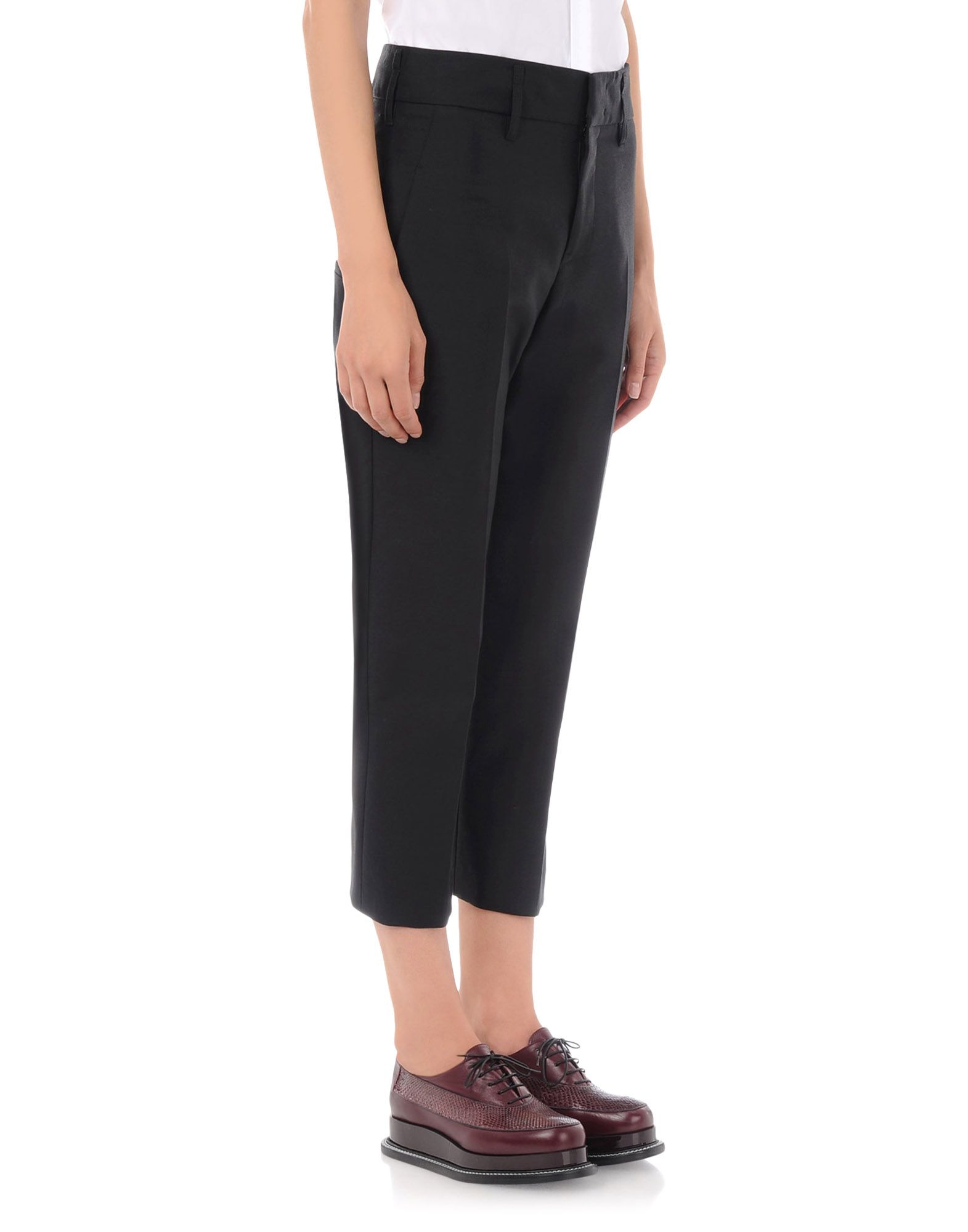 1345dea4e8e4 Pantaloni alla caviglia Donna - Pantaloni Donna su Jil Sander Online ...