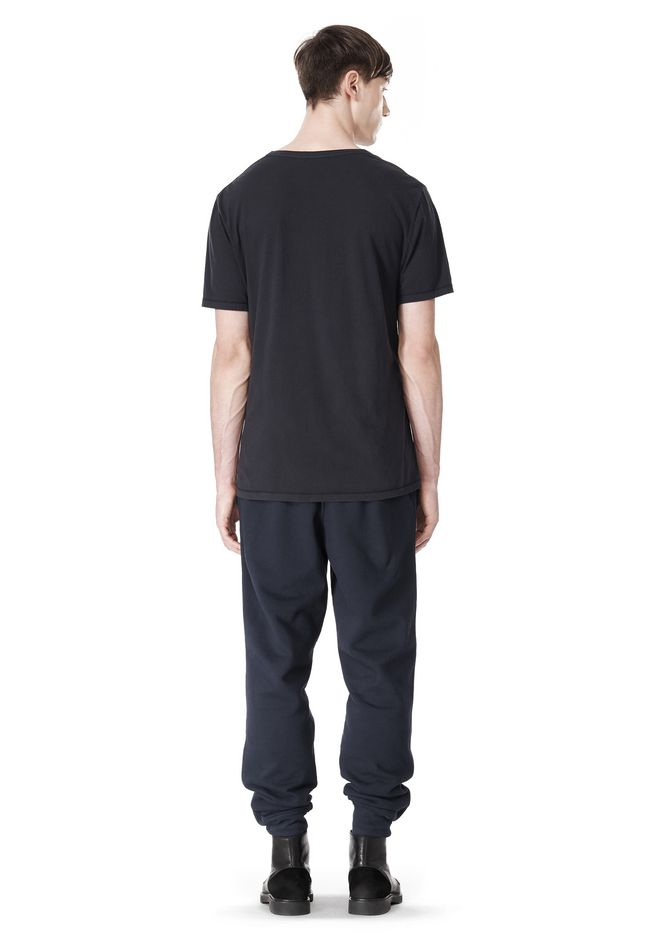 T by ALEXANDER WANG VINTAGE FLEECE SWEATPANTS PANTS Adult 12_n_r