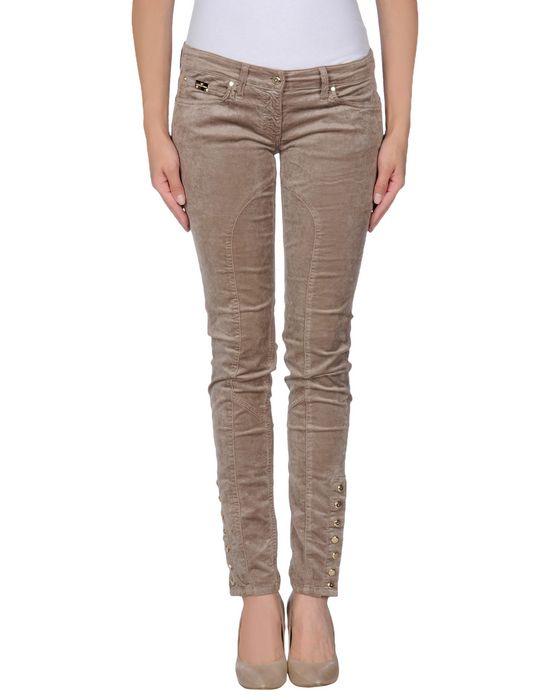 ELISABETTA FRANCHI JEANS Повседневные брюки elisabetta franchi jeans болеро