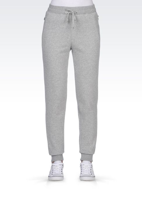 SWEAT PANTS: Leggings Women by Armani - 3