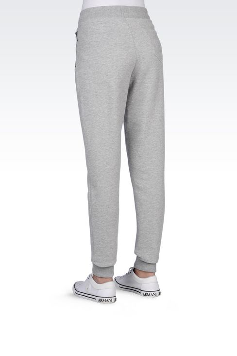 SWEAT PANTS: Leggings Women by Armani - 4
