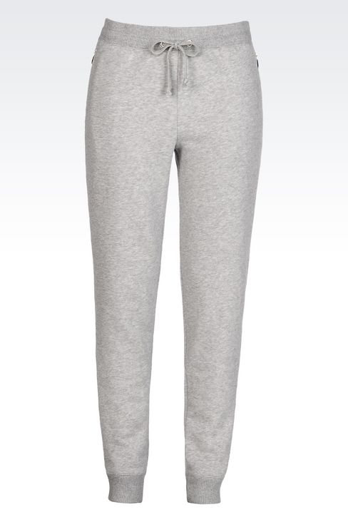 SWEAT PANTS: Leggings Women by Armani - 1
