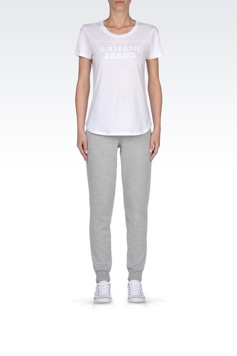 SWEAT PANTS: Leggings Women by Armani - 2