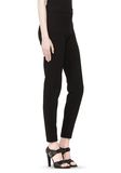 T by ALEXANDER WANG SCUBA DOUBLE KNIT TAPERED SWEATPANTS PANTS Adult 8_n_e