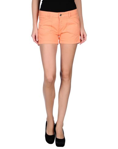 Foto FRANKLIN & MARSHALL Shorts jeans donna