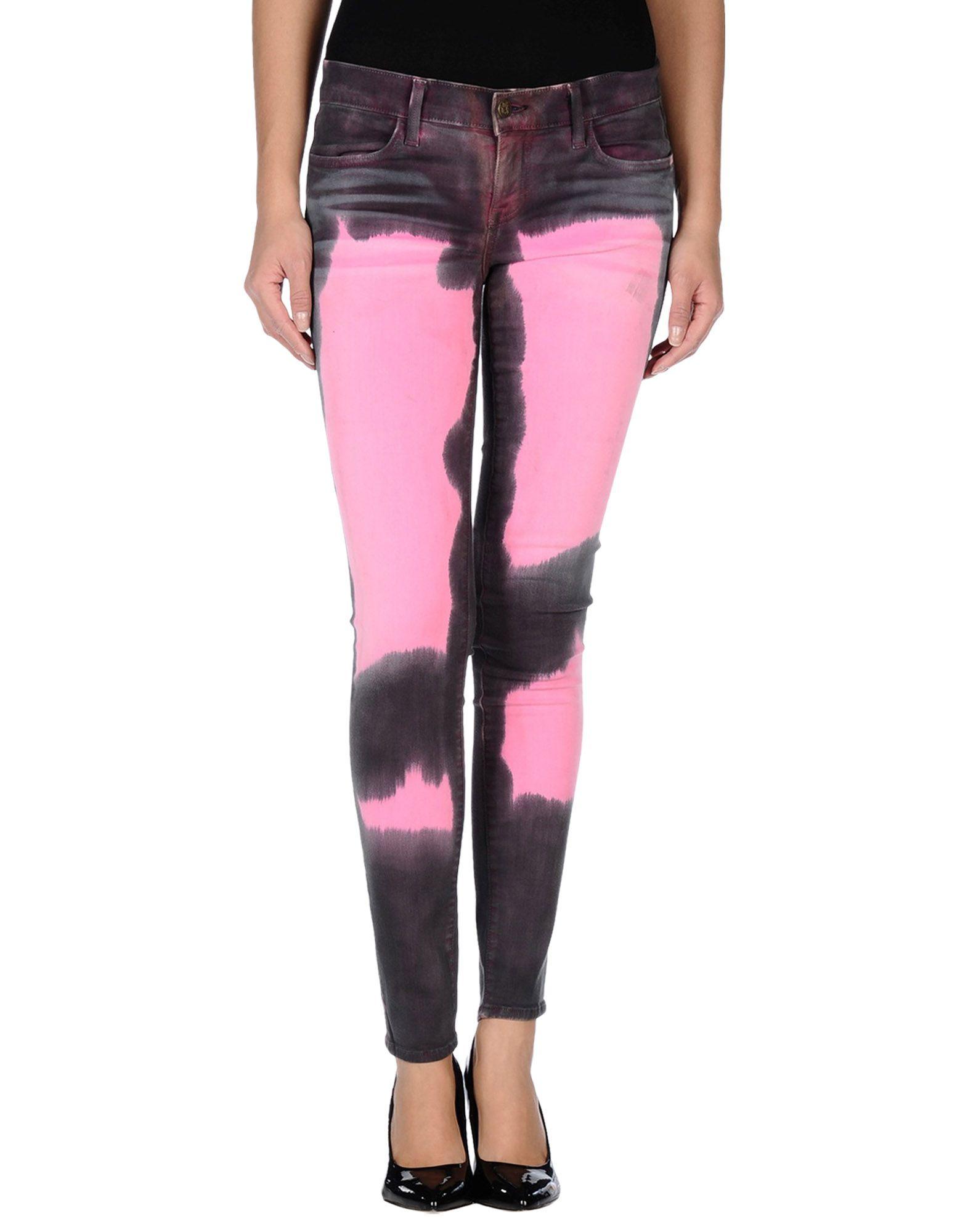 WILDFOX Denim pants - Item 36595825