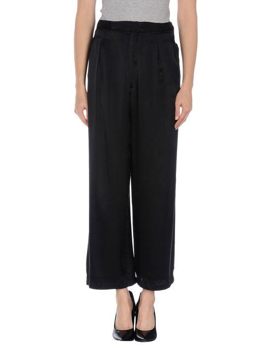 Повседневные брюки RE.SET. Цвет: черный