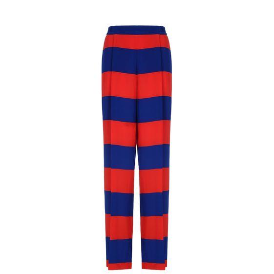 STELLA McCARTNEY, Coupe ajustée, Pantalon Cicely