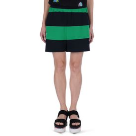 STELLA McCARTNEY, Short, Short rayé style rugby