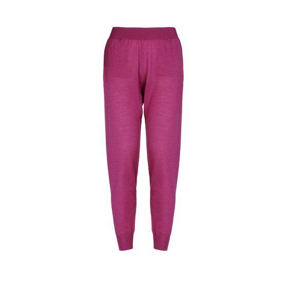 STELLA McCARTNEY, Fuselé, Pantalon de jogging