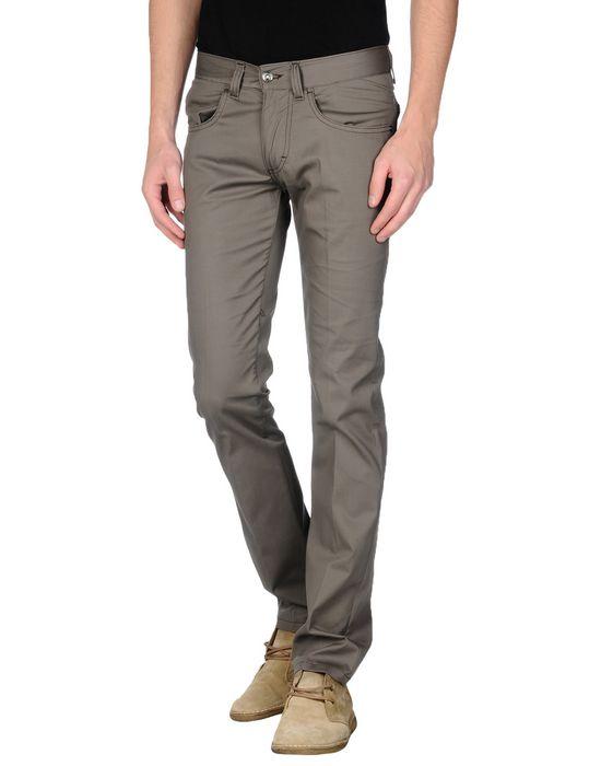 Повседневные брюки KEVIN UP. Цвет: серый
